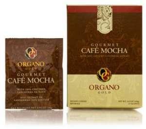 contoh kemasan kopi mocha organo